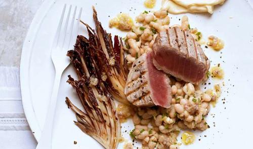 Подборка диетических рецептов с тунцом