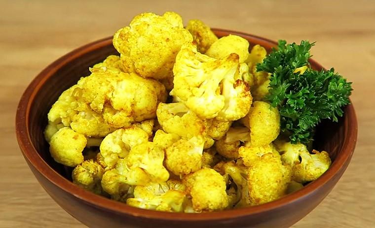 Подборка диетических рецептов из цветной капусты