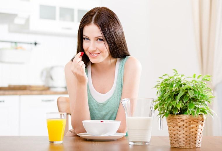 Три завтрака для похудения