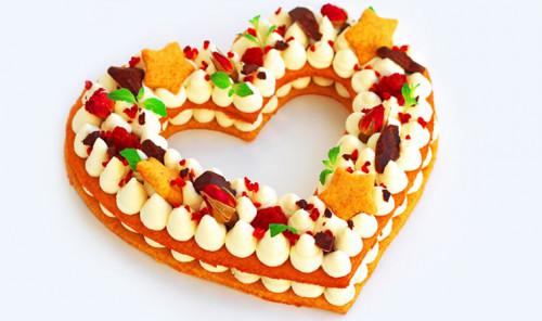 Торт «Сердце»