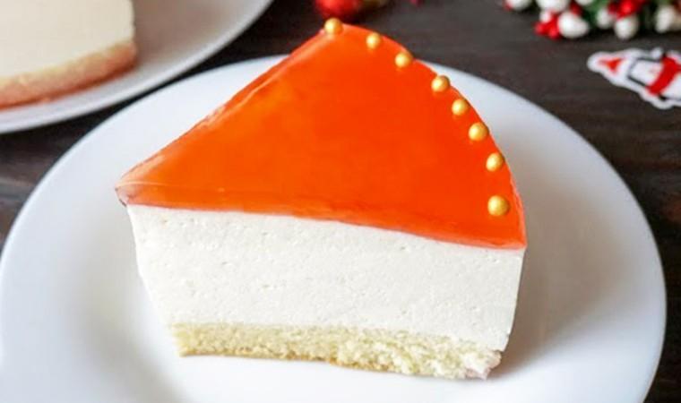 Воздушный йогуртовый торт