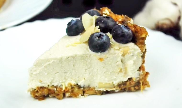 Торт без муки, сахара и масла