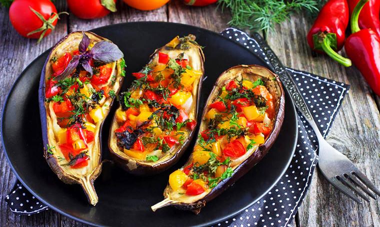 Блюда из баклажанов - подборка диетических рецептов