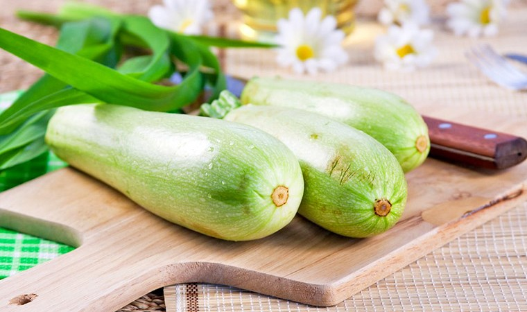 Три полезных рецепта из кабачков