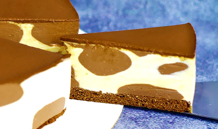 Торт «Шоколадный пломбир»