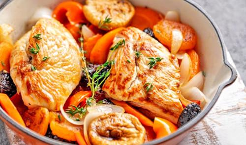 Блюда из индейки - подборка диетических рецептов