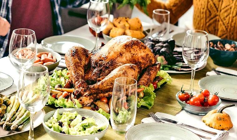 Подборка диетических рецептов на праздничный стол