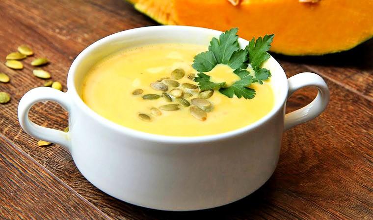 Крем-суп в блендере-суповарке