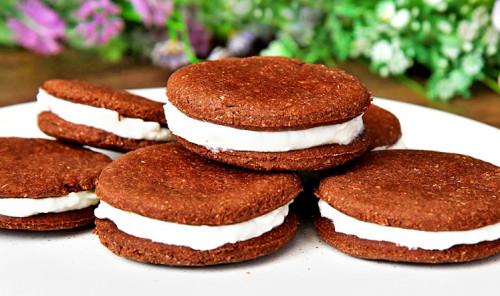 Шоколадное печенье «OREO»