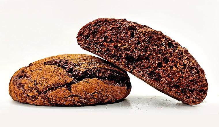 Протеиновое печенье с шоколадным вкусом
