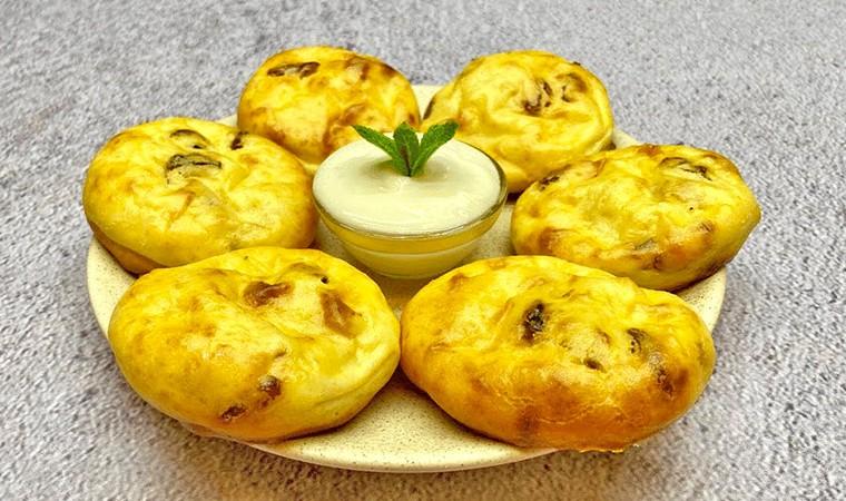 Сырники с изюмом в духовке