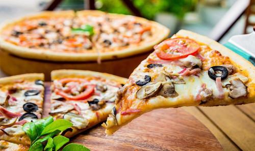 Подборка рецептов диетической пиццы
