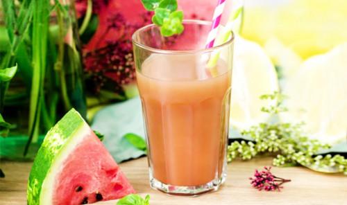 Летний напиток для похудения