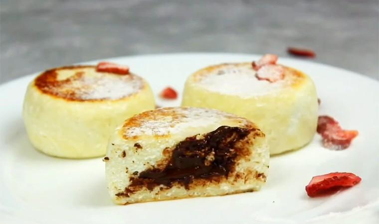 Сырники без яиц и муки