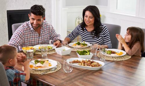 5 простых рецептов диетических ужинов