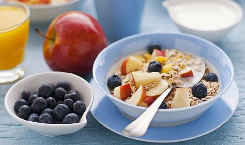 Подборка полезных диетических завтраков