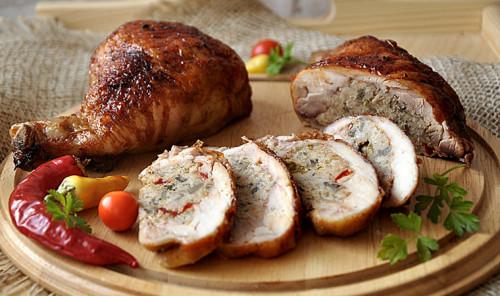 Подборка рецептов диетических блюд из курицы