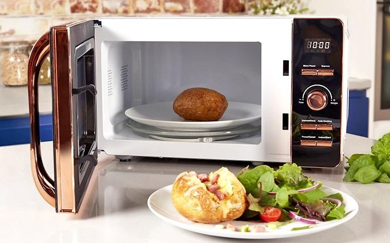 Как правильно готовить в микроволновке