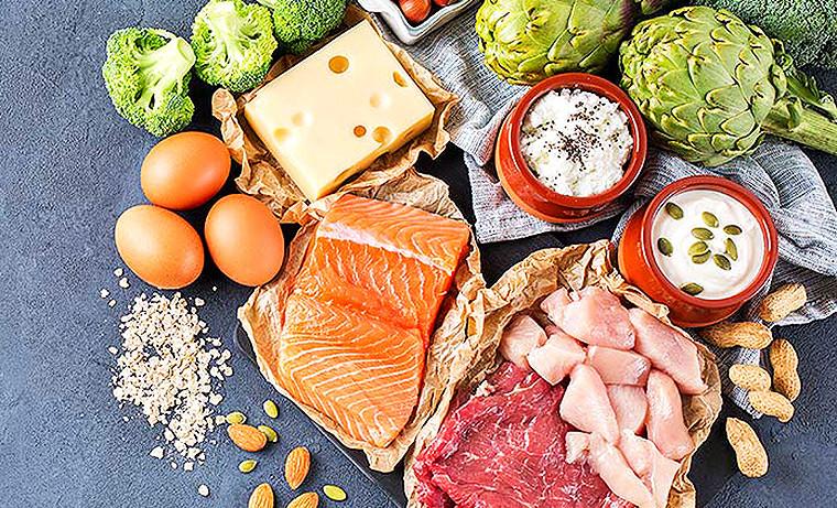 Подборка рецептов для кето-диеты