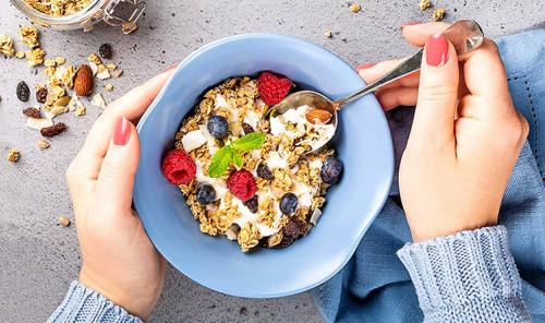 Правильный завтрак для худеющих
