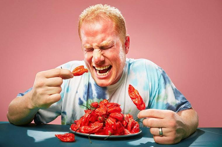 Острая еда - польза и вред для организма